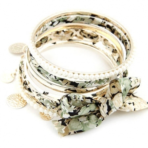 Multi-layer bracelet a0972